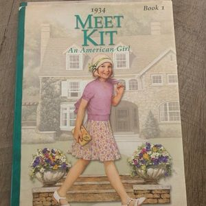 AUTHENTIC AMERICAN GIRL STORY BOOK